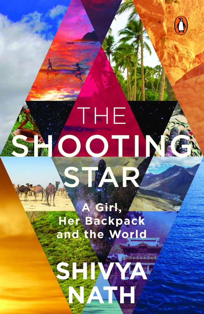 Shivya Nath, The shooting star book, non fiction travel books, latest books by indian authors