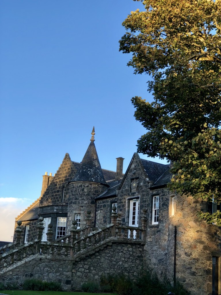 meldrum house, aberdeenshire scotland