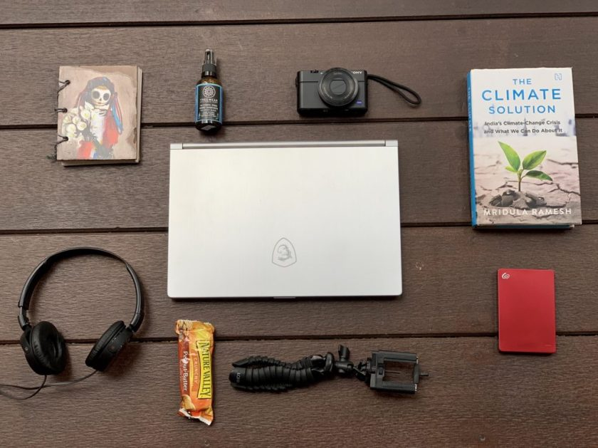 digital nomad packing list, packing for long term travel, packing list for women