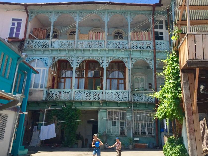 tbilisi georgia, best digital nomad cities 2019, digital nomad cities