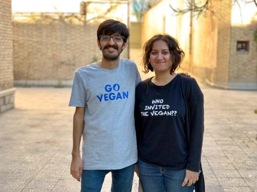 khalvat house iran, vegan travel iran, vegan travel blog, Iran travel blogs