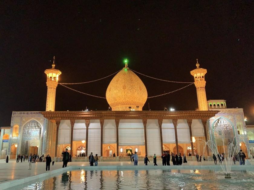 Shah Cheragh Shiraz, why visit Iran, Iran travel tips, how is iran as a country