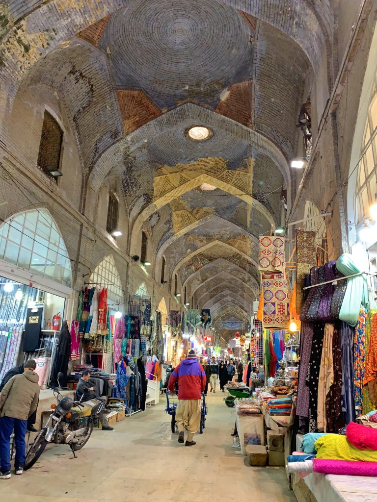 Vakil bazaar shiraz, why you should visit Iran, Iran travel safety