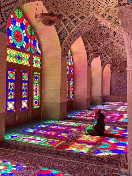 nasir ol molk shiraz, why visit iran, iran travel blogs, iran travel 2019