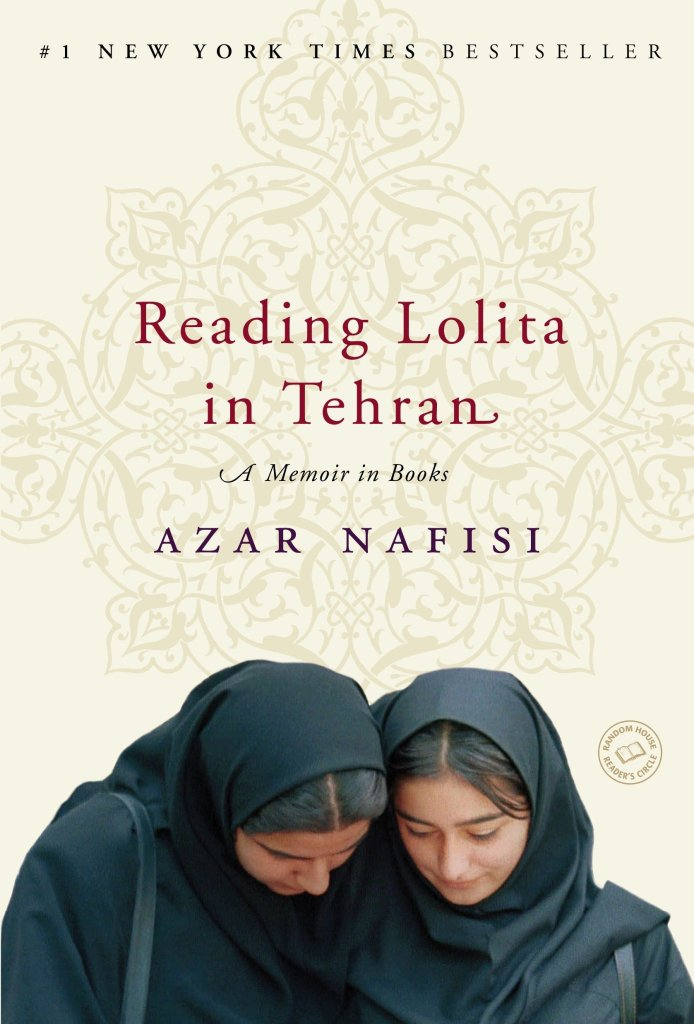reading lolita in tehran, best books to read while travelling, travel memoir