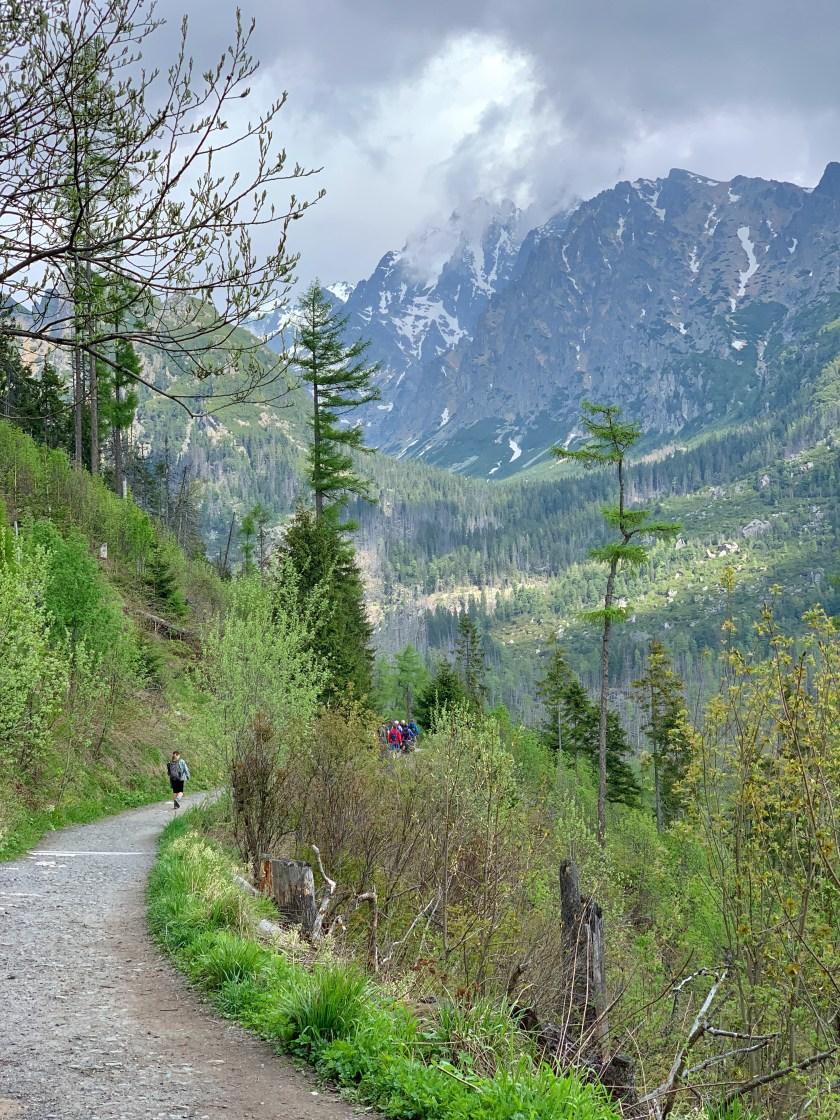 hiking balkans