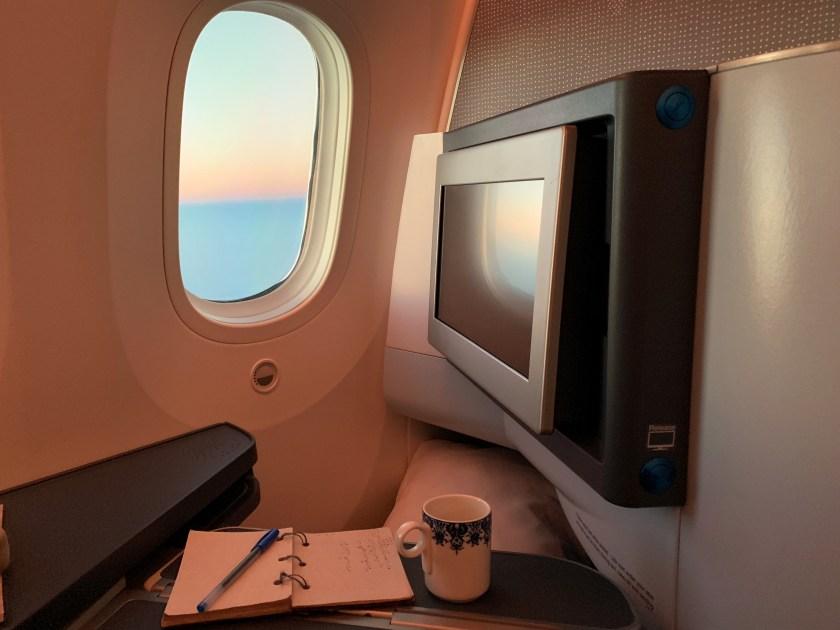 KLM business class, KLM flight review, indian travel blogs