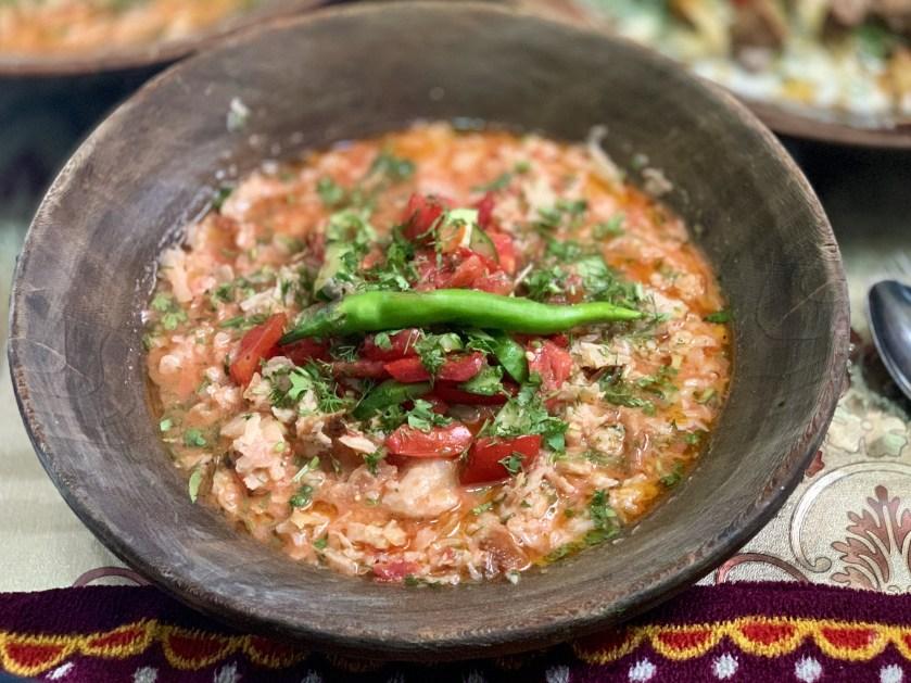 Tajikistan vegan, Tajikistan vegetarian food, Tajik food, Tajik cuisine