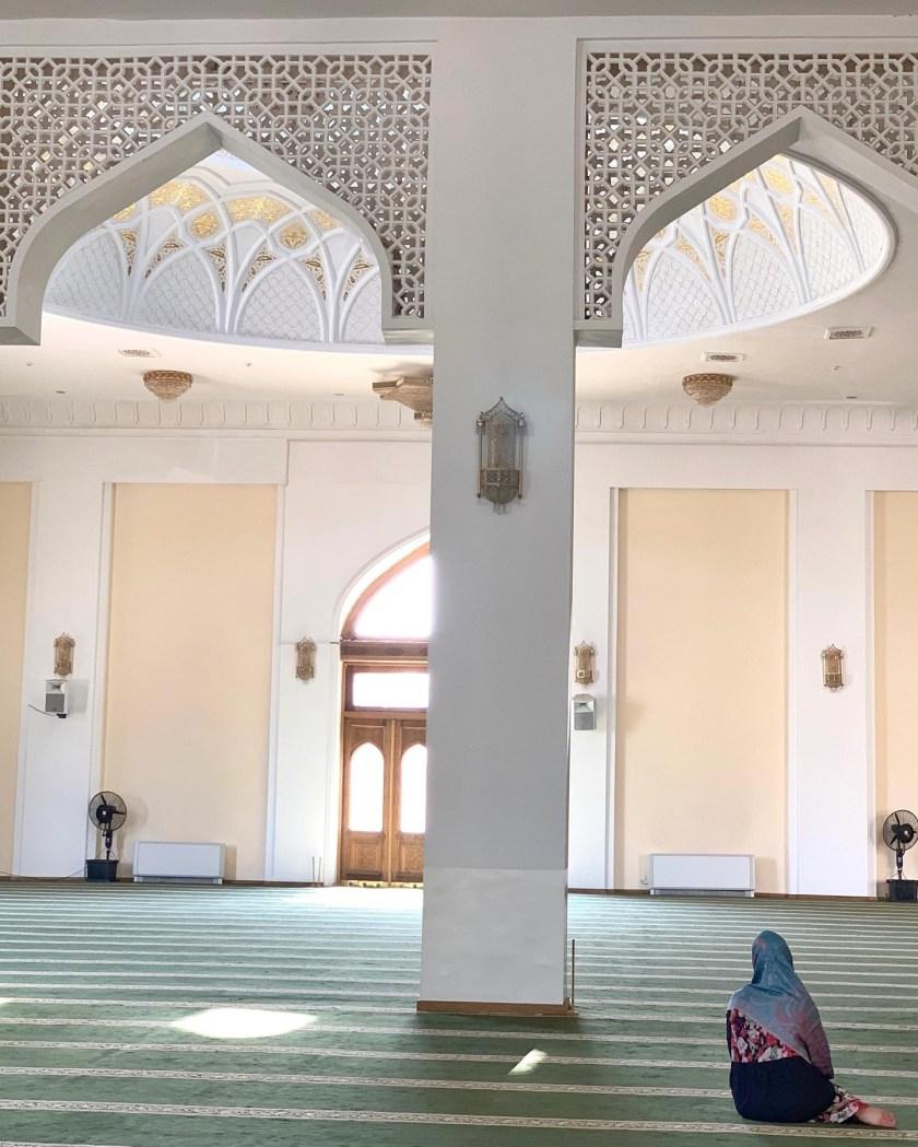 tashkent places to visit, tashkent things to do, khast imam tashkent