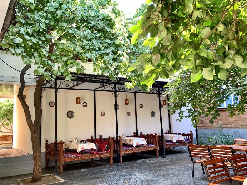 gulnara guesthouse, where to stay in tashkent, tashkent homestays, tashkent things to do