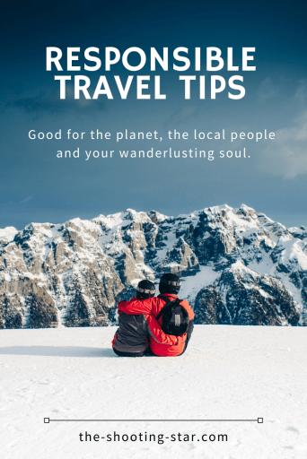 responsible tourism tips, responsible tourism, sustainable tourism