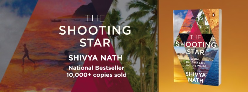 the shooting star, shivya nath