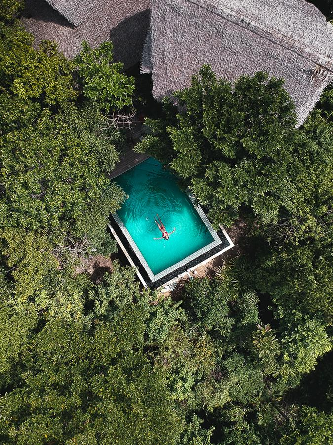 the hideout koh yao noi, where to stay in thailand, responsible travel thailand