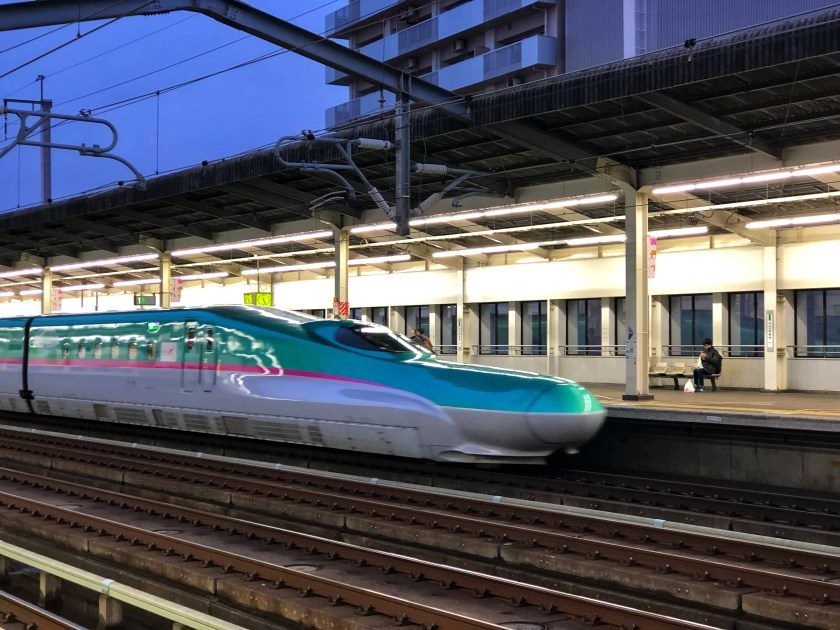 shinkansen, japan rail pass worth it