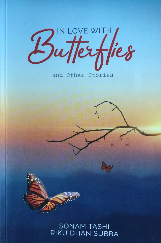 in love with butterflies, bhutanese authors