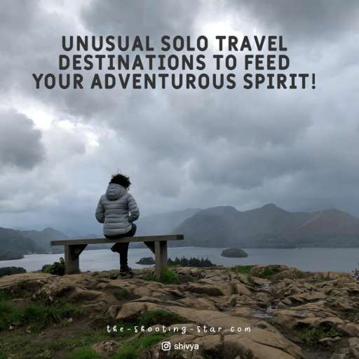 solo travel destinations, best places to travel solo