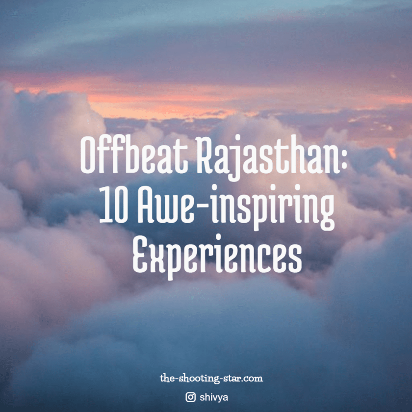 offbeat places in rajasthan, offbeat rajasthan, rajasthan things to do