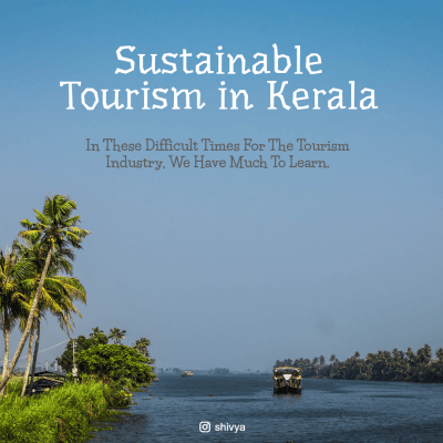 sustainable tourism in kerala