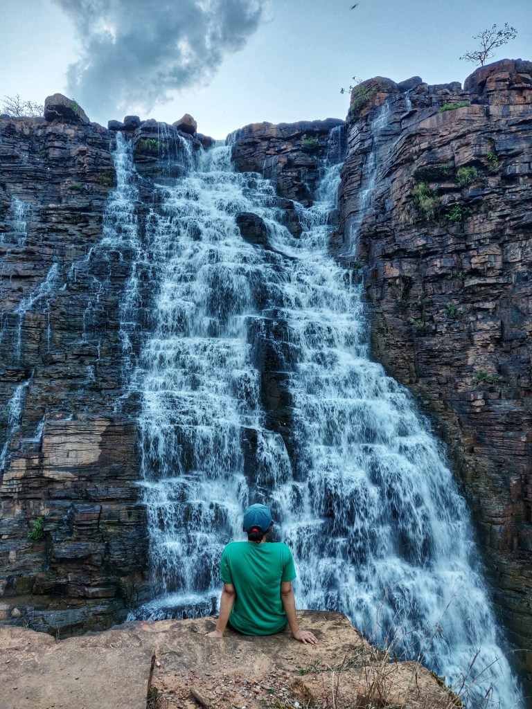 chhattisgarh travel, teerathgarh waterfall, chhattisgarh waterfalls