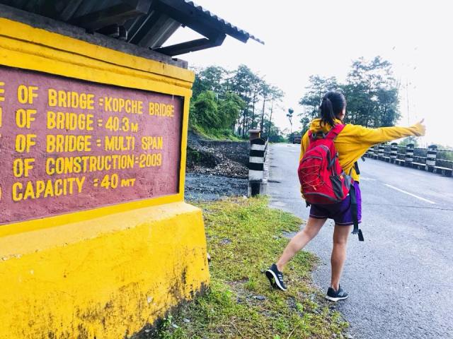 bhutanese blogger, tshering denkar, denkars getaway, hitchhiking bhutan
