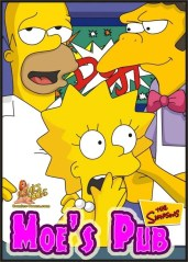 The Simpsons – Moes Pub