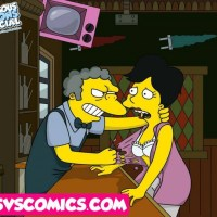 The Simpsons - Famous Toons Facial