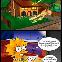 The Simpsons - House