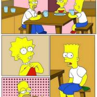 The Simpsons - Little Whore