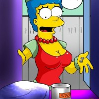 The Simpsons - She AniMale 179