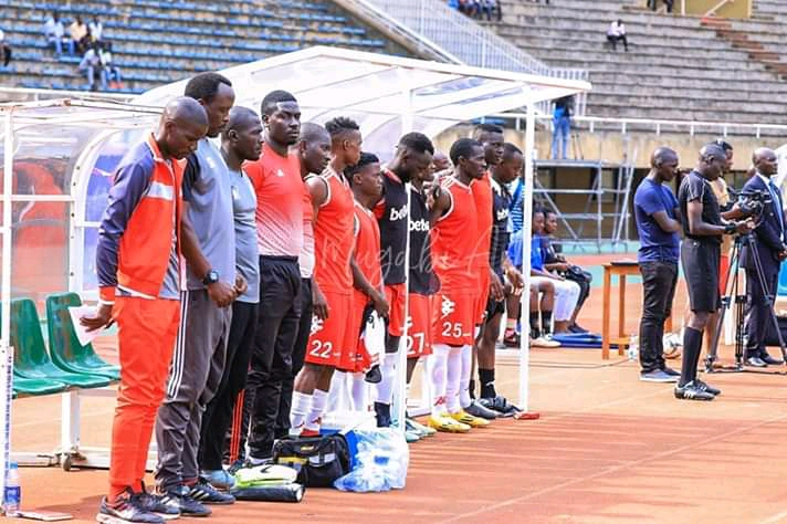 Express FC: It Will Take Time For Us To Play Better – Ssemwogerere Explains