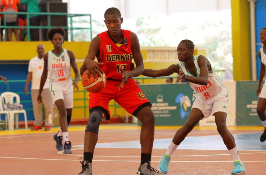 FIBA Africa U16 Championship: Rude Welcome For Uganda