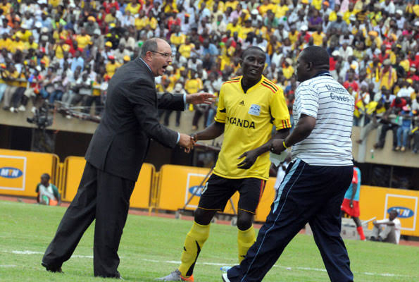 Bobby Williamson Advises Kenya To Copy Uganda