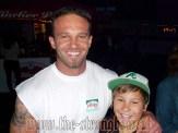 Marc mit Sohn Nico