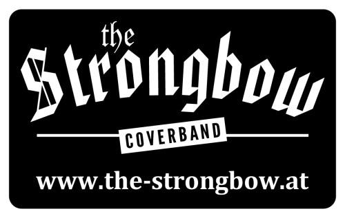 Strongbow-Logo-Schwarz-weisser-Rahmen +www.