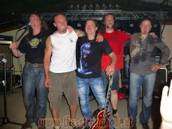The Coverband Strongbow Strongbow Live beim Rocky Mauthen Festival