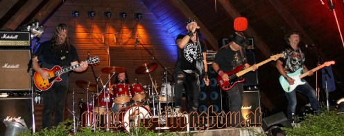 Rock am Camp - 3 - The Coverband Strongbow