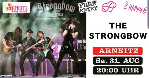 The Coverband Strongbow - Arneitz 2019