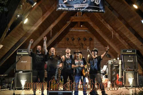 The Coverband Strongbow - Rock am Camp 2 - 2019