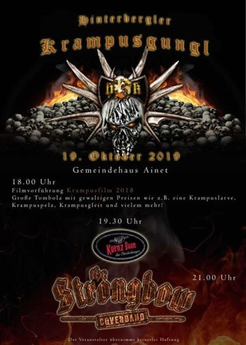Hinterbergler Kramusgumgl - The Coverband Strongbow