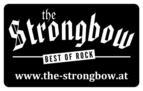 The Strongbow Rockband Logo - 2