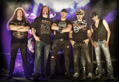 The Strongbow Rockband 2020 - Bandfoto 1