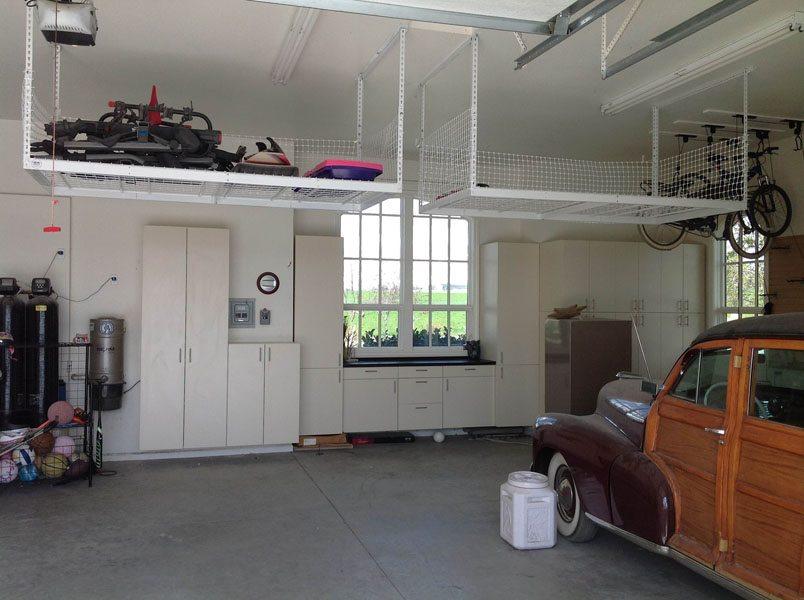 overhead garage storage garage
