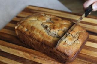 Apple and Cinnamon Bread