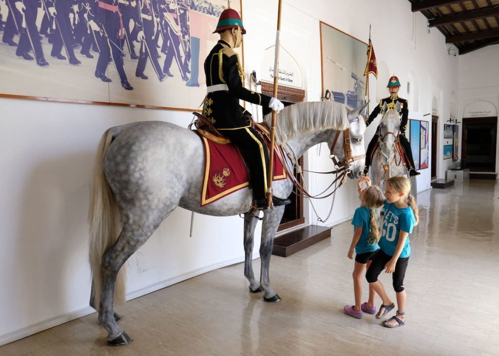 10 things to do and see in Muscat Armed Forced museum