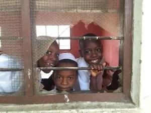 school kids in zanzibar, zanzibar-adventure