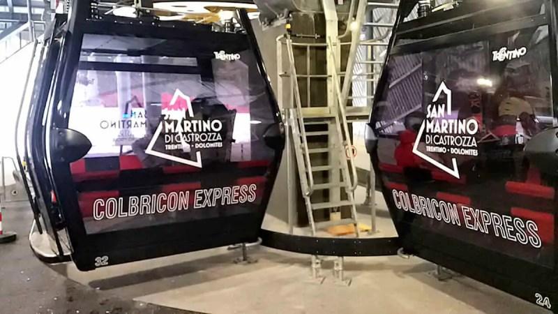 the colibricon express - cable car