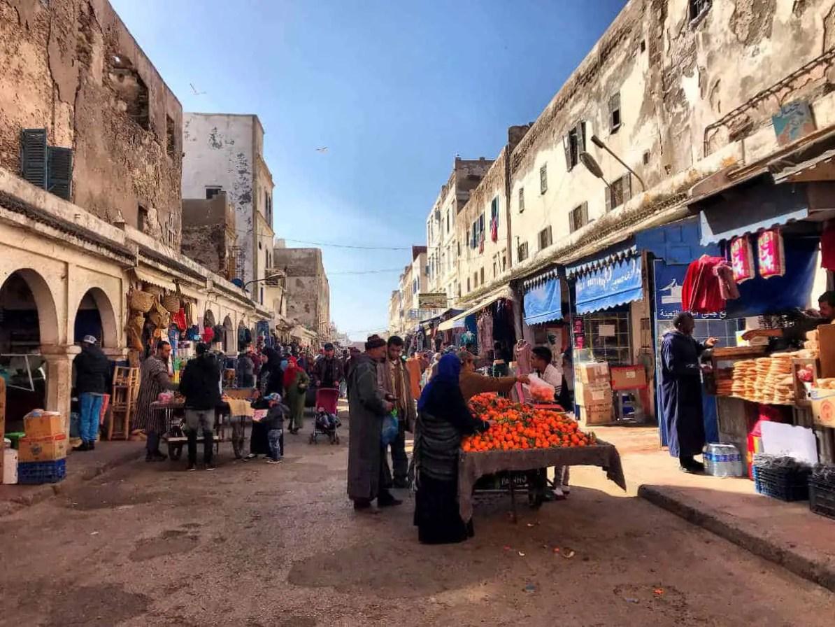 Medinas of Morocco - essaouira