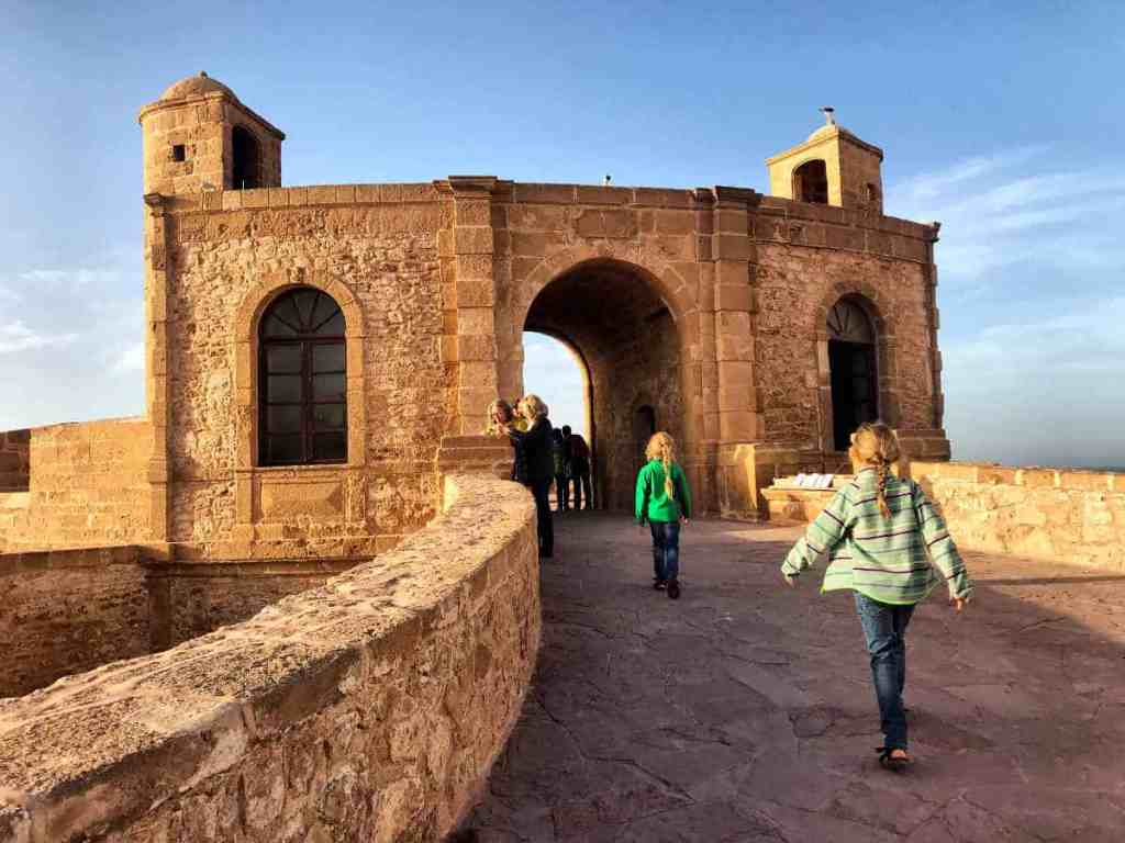 things to do in Essaouira - visit Ramparts famous from Games of Thrones