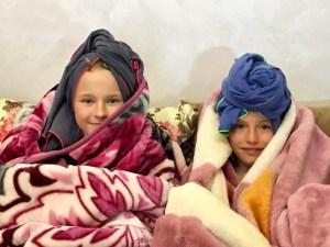 maroko porady praktyczne - w marko moze byc zimno