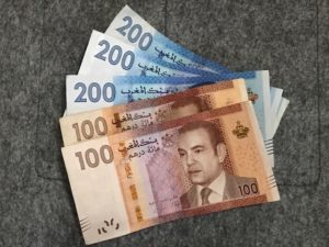 morocco travel tips - money - Moroccan dirhams